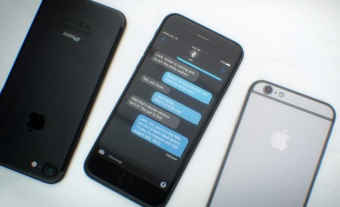 iphone 7 копия на андроид