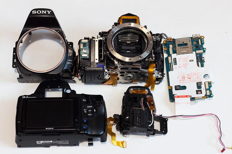 ремонт дисплея фотоаппарата они очень