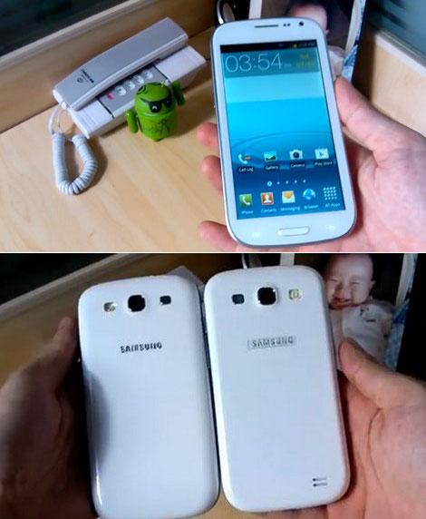 HDC i9300 S3 копия Samsung Galaxy S3